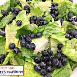 Tossed Chicken Salad recipe