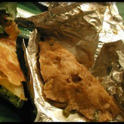 Foil Wrapped Chicken - Baked or Fried recipe