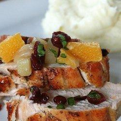Grilled Turkey Breast recipe