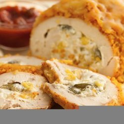 Southwestern Chicken Roll-Ups recipe