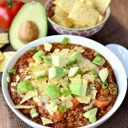 Crock Pot Turkey Chili recipe