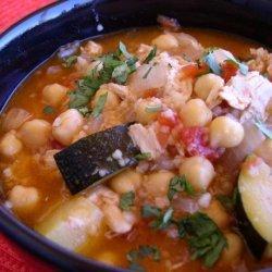 Moroccan Chicken Soup recipe