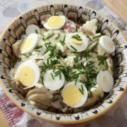 Paula's Fabulous Potato Salad recipe