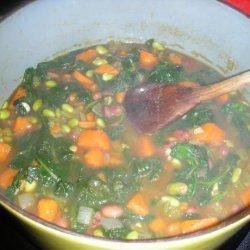Easy Autumn Veggie Soup recipe