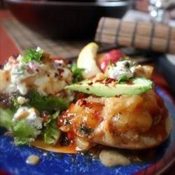 Aloha Chicken Burgers recipe