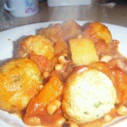 Butternut Squash and Bean Bake recipe