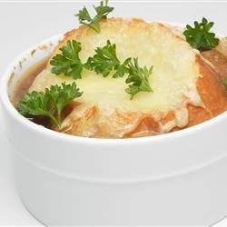 French Onion Soup XI recipe
