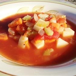 Vegetable Soup I recipe