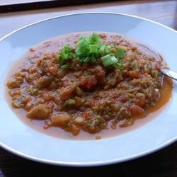 Tomato and Broccoli Soup recipe