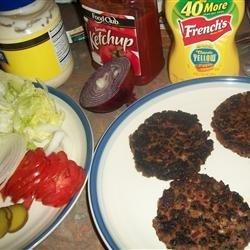 Vegan Bean Burgers recipe