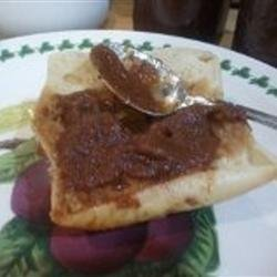Kentucky Apple Butter recipe