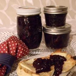 Blueberry Pie in a Jar recipe