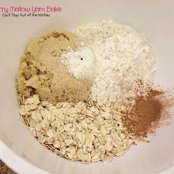 Berry Mallow Yam Bake recipe