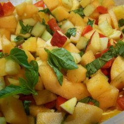Mixed Fruit & Vegetable Salad recipe