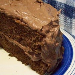 Chocolate Layer Cake for 2 recipe
