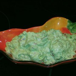 Smokey Chipotle Guacamole recipe