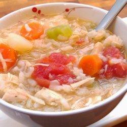 Italian Chicken Soup recipe