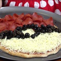 Snack Pizzas recipe