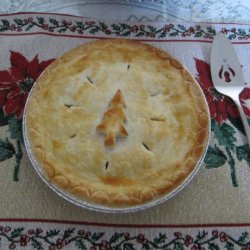 Traditional Christmas Meat Pie recipe