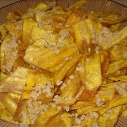 Plantain Chips Sauce recipe