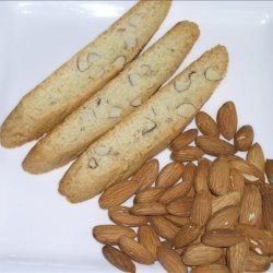 Almond Anise Biscotti recipe