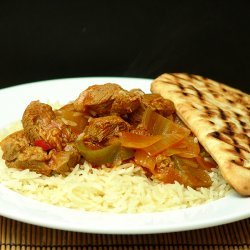Curried Lamb recipe