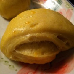 Sweet Potato Mantou (Chinese Steamed Buns) recipe
