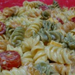 Super Easy Pasta Salad recipe