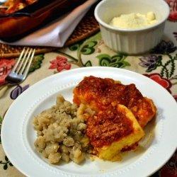 Baked Polenta recipe