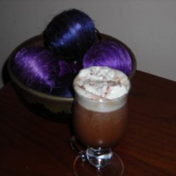 Chocolate Cream Coffee recipe