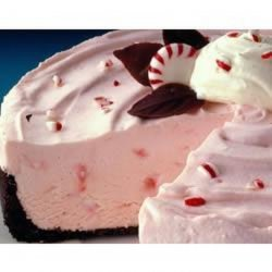 Frozen Peppermint Cheesecake recipe