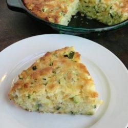 Crustless Zucchini Quiche recipe