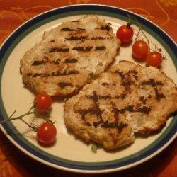 Grilled Turkey Burger recipe