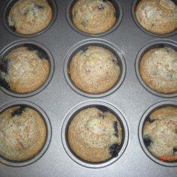 Cinnamon Blueberry Farina  Muffins recipe