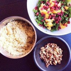 Christmas Cranberry Salad recipe