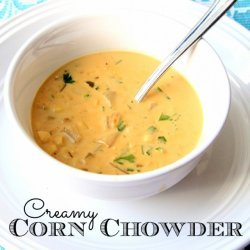 Creamy Corn Chowder recipe