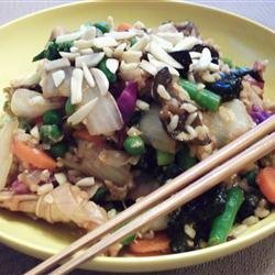 Foreign Devil Fried Rice recipe