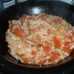 Spanish Rice I recipe