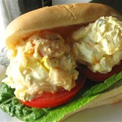 A Potato Salad Sandwich recipe