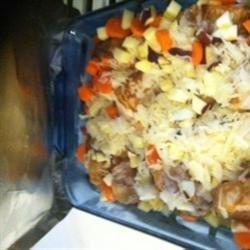 Try It You'll Like It Kraut Casserole recipe