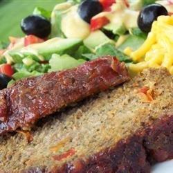 My Favorite Pork Turkey Meatloaf recipe