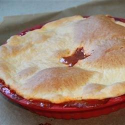 Hamburger Pie II recipe