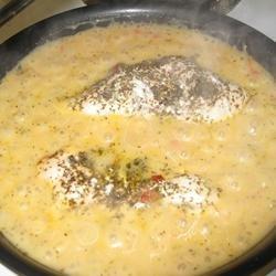 Sun Dried Tomato Chicken recipe