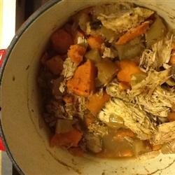 Chicken and Sweet Potato Bake recipe
