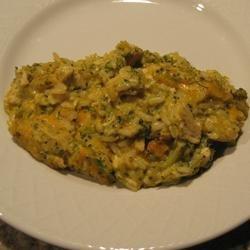 Easy Chicken and Broccoli Casserole recipe