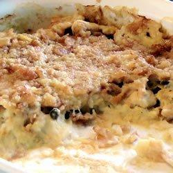 Egg Chicken Casserole recipe