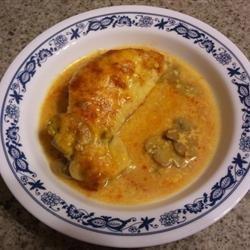 Chicken, Cheese, and Wine recipe