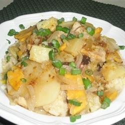 Slow Cooker Tropical Chicken recipe