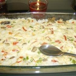 Club Chicken Casserole recipe