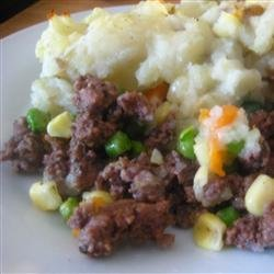Elk Shepherd's Pie recipe
